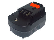 Cordless Drill Battery for BLACK & DECKER HPB12