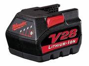 Cordless Drill Battery for MILWAUKEE 48-11-2850,  Milwaukee V28 Battery