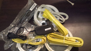 MANY HIGH QUALITY WIFI CABLES , ETHERNET, FLY LEADS, SPLITTER,  NEW IN BOX FREE POST AUSTRALIA