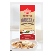 Taste Anchor Toasted Muesli Portion Pack at Goodman Fielder online Store