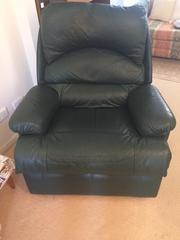 Single seat recliner lounge - $100 each