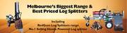 Log Splitters for Sale in Melbourne