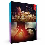 Adobe Photoshop & Premiere Elements 15 PC/MAC Retail License