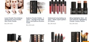 Make-Up from just $8.99 + Free Postage & Afterpay!