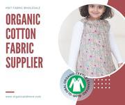Organic Cotton Fabric Supplier   Knit Fabric Wholesale