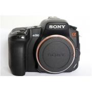 Sony α (alpha) DSLR-A350 14.2 MP Digital SLR Camera - Black (Body only