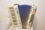 accordion Herfeld und Ko Neuenrade I / W continental