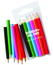 Custom Printed 6-PACK Kids Colouring Pencils at Vivid Promotions