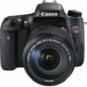 Canon - EOS Rebel T6s DSLR Camera with EF-S 18-135mm IS