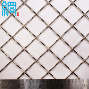 STAINLESS STEEL CRIMPED WIRE MESH (SS 304, SS 304L, SS 316, SS 316L)