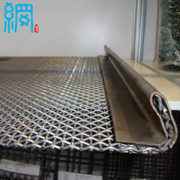 Steel Crimped Wire Mesh for Coal Crushing