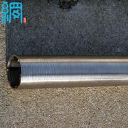 Stainless Steel V shaped Profile Wire Well Screen