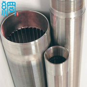 AISI 304, 304L, 316, 316L Stainless Steel Water Well Casing Pipe