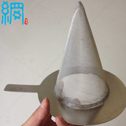 Wire mesh strainer for pipeline filtration