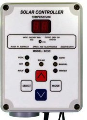 Pool Solar Controller - Efficient Way to Control Pool Heating