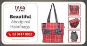 Discover Australian Aboriginal Designer Bags Online