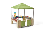 Purchase This All Around Playtime Patio With Canopy At Little Smiles!