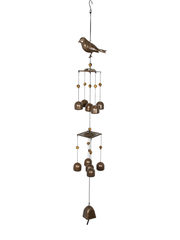 Buy outdoor wind chimes to decorate your garden