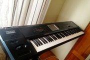 Korg Triton Extreme 76 Music Synthesizer Keyboard Workstation