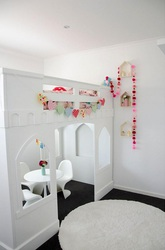 Beautiful and Sturdy Loft Beds for Kids