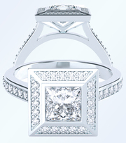 Stunning Collection of Wholesale Diamond Rings