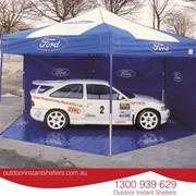 Superior Quality of Printed and Branded Marquee