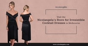Catch the eyes with some stunning Cocktail Dresses in Melbourne