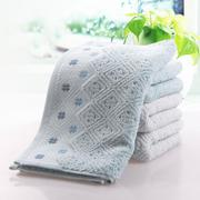 Embroidered thick wash towel