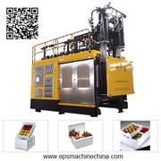 EPS Machine,  EPS Block Machine,  EPS Moulding Machine