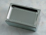 Robinox Perforated Steam Table Pan - 1/1 Size,  65mm Deep Z11065-P