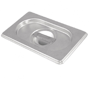 Stainless Steel Gn 1/3 Lid Only Suit Gastronorm Tray Container