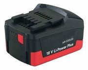 Metabo 6.25596 Power Tool Battery