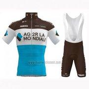 Ag2r La Mondiale long sleeve cycling jersey | Ag2r La Mondiale short s