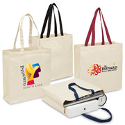 Designer Canvas Tote Bags | Vivid Promotions
