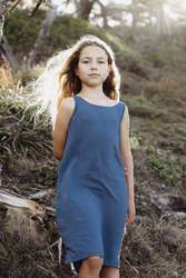 The Slip Dress Ocean - Hendrik Clothing